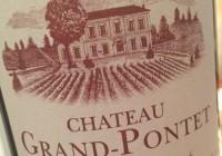 Winery Profiles November 2014 – Château Grand Pontet – Château Trotte Vieille