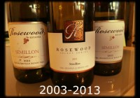 A Farewell to Semillon (2003-2013)
