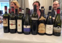 From Italy to Ontario – Wine Tasting January 28