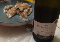 Gewurztraminer and Dumplings – East meets East