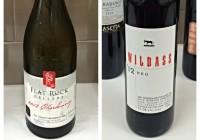 June 20 – 2012 Flat Rock Chardonnay – 2012 Wildass Red