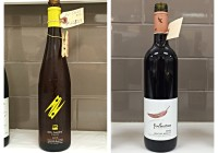 October 24 – 2013 Featherstone Red Tail Merlot – 2013 Dirty Laundry Madam's Vines Gewurztraminer