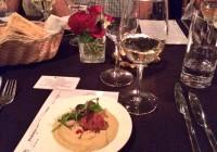 Chardonnay and Hummus