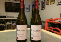 Kacaba Syrah – The Beauty and The Beast (Oct 2015)