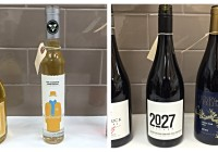 November 7 – 2014 Megalomaniac Coldhearted Riesling Icewine – 2027 Cellars Queenston Road Vineyeard Pinot Noir