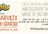 iYellow Harvest Event