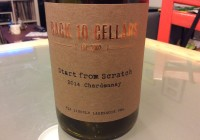 Back 10 Cellars – 2014 Start from Scratch Chardonnay