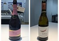 Dec 12 – Trius Brut Rosé – 2013 Featherstone Canadian Oak Chardonnay