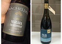 January 29 – 2013 Bachelder Niagara Chardonnay – 2013 See Ya Later Ranch Pinot Noir