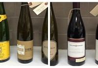 Feb 27 – 2014 Creekside Estate Marianne Hill Riesling – 2013 Peller Estates Private Reserve Gamay Noir
