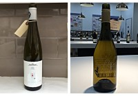 Feb 6 – 2014 Jost Selkie Frizzante –  2014 Megalomaniac Narcissist Riesling