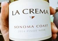 2014 La Crema Sonoma Coast Pinot Noir