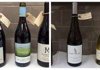 April 1 – 2014 Cave Spring Estate Bottled Chardonnay Musqué – 2013 Coyote's Run Red Paw Pinot Noir