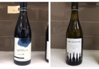 May 20 – 2014 Adamo The Stopper  – 2012 Domaine Queylus Tradition Pinot Noir