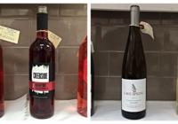 June 24 – 2013 Cave Spring Estate Bottled Gewürztraminer – 2015 Creekside Cabernet Rosé