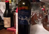 2013 Henry of Pelham Old Vines Baco Noir