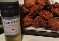 Icewine and Fried Chicken
