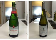 Aug 26 – 2009 Flat Rock Cellars Riddled Sparkling – 2014 Cave Spring Estate Bottled Chardonnay Musqué