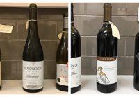 Oct 28 – 2013 Marynissen Platinum Chardonnay – 2013 Cave Spring Cabernet Franc