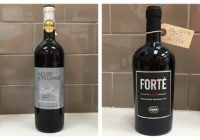 Dec 2 – 2012 Union Forté – 2010 Henry of Pelham Family Reserve Cabernet/Merlot