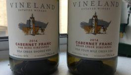 Vineland Estates – Let me be Franc