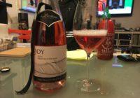 2015 Featherstone Joy Premium Cuvée Rosé