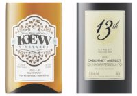 2014 Kew Marsanne – 2013 13th Street Cabernet Merlot