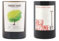 2012 Redstone Reserve Cabernet Franc – 2013 Henry of Pelham Family Tree White
