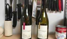 2015 Southbrook Organic Triomphe Pinot Noir – 2015 Southbrook Triomphe Chardonnay