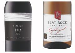 2015 Flat Rock Unplugged Chardonnay – 2012 Stratus Red