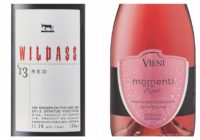 Vieni Momenti Extra Dry Sparkling Rosé – 2013 Wildass Red