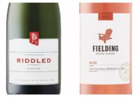 2016 Fielding Estate Rosé – 2010 Flat Rock Riddled Sparkling