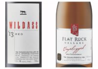 Wine Review –  2013 Wildass Red – 2015 Flat Rock Unplugged Chardonnay