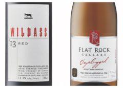 Wine Review –  2013 Wildass Red – 2015 Flat Rock Unplugged Chardonnay