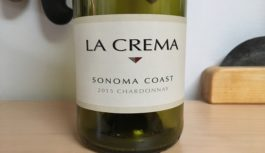 Wine Review – 2015 La Crema Sonoma Coast Chardonnay