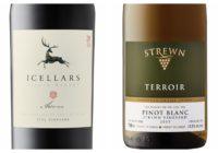 Wine Review – 2015 Icellars Arinna – 2015 Strewn Terroir Pinot Blanc
