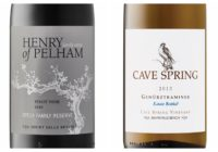 Wine Review –  2010 Henry of Pelham Speck Family Reserve Pinot Noir – 2013 Cave Spring Estate Bottles Gewurztraminer
