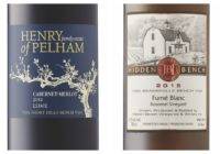 Wine Review – 2012 Henry of Pelham Estate Cabernet Merlot – 2015 Hidden Bench Fumé Blanc