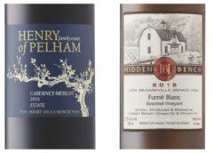 Wine Review – 2012 Henry of Pelham Estate Cabernet Merlot – 2015 Hidden Bench Fumé Blanc