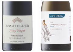 Wine Review – 2014 Bachelder Lowrey Vineyard Old Vines Pinot Noir – 2015 Cave Spring Chardonnay Musqué