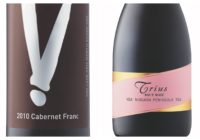 Wine Review – 2010 Viewpointe Cabernet Franc – Trius Brut Rosé