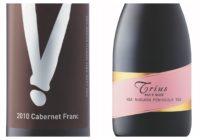 Wine Review – 2010 Viewpointe Cabernet Franc – Trius Brut Rosé