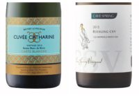 Wine Review – 2015 Cave Spring CSV Riesling – 2012 Henry of Pelham Carte Blanche