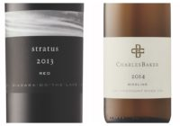 Wine Review – 2013 Stratus Red – 2014 Charles Baker Picone Vineyard Riesling