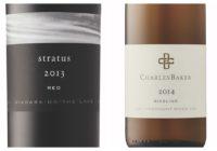 Wine Review – 2013 Stratus Red – 2014 Charles Baker Picone Vineyard Riesling
