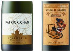 Wine Review – 2011 Patrick Chan Sparkling Blanc de Blancs – 2016 North 42 Degrees Cabernet Franc