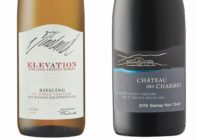 Wine Review – 2016 Vineland Estates Elevation St. Urban Vineyard Riesling – 2016 Chateau des Charmes Gamay Noir Droit