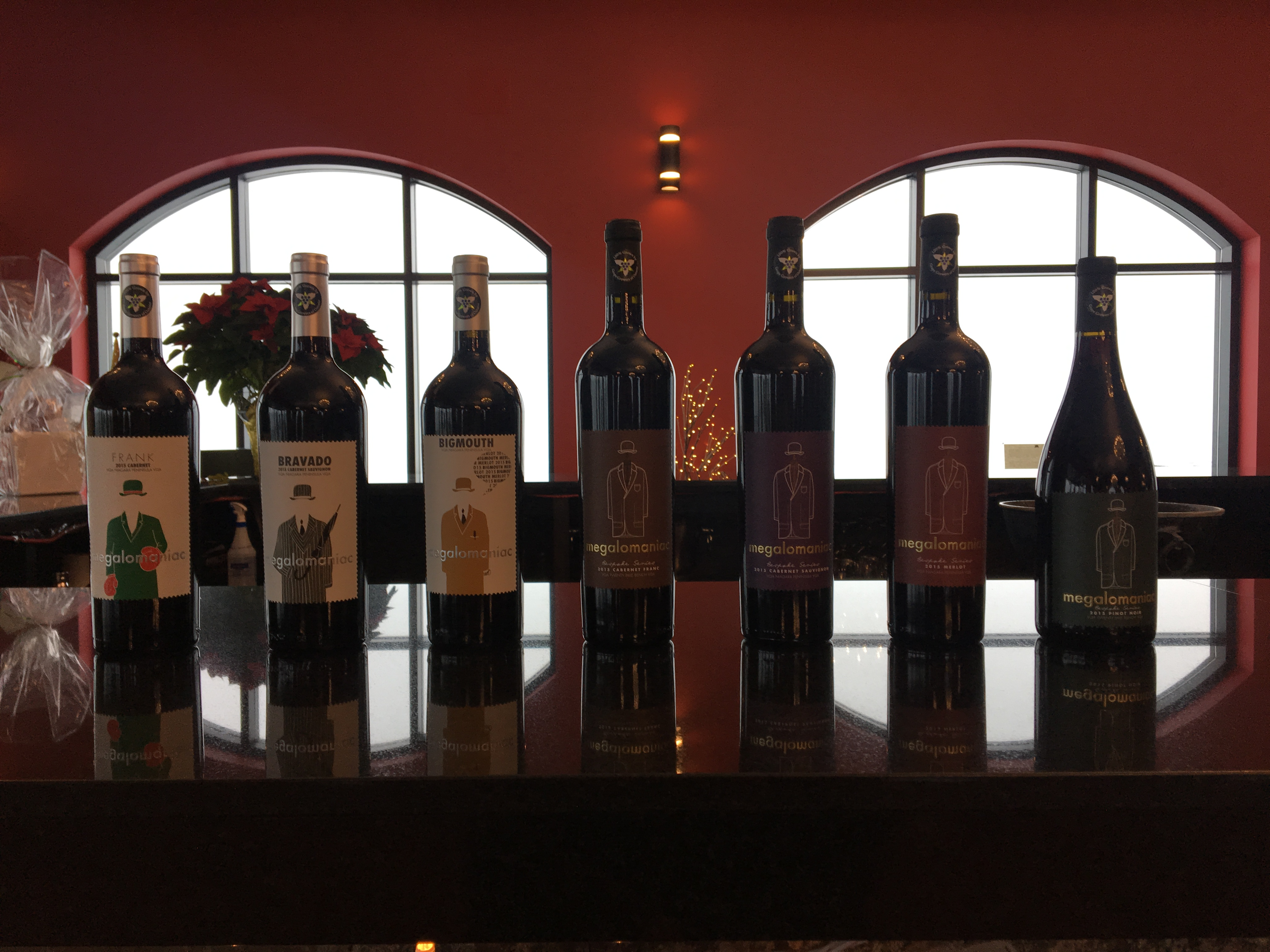 Wine Reviews - Megalomaniac - Andre Wine Review